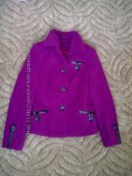 Короткое пальто р. 42