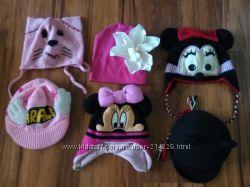 шапки от 2-5год