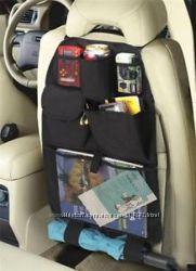 Органайзер на спинку переднего сиденья Сумка органайзер для багажника авто