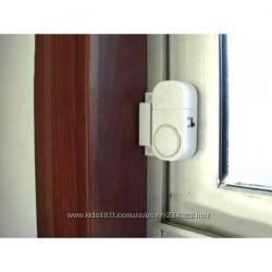 Дверная оконная и сенсорная  сигнализации