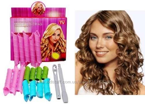 Набор для завивки волос в домашних условиях 972