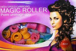 Волшебные бигуди Magic Leverag и бигуди Magic Roller