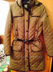 Пальто, куртка манго стеганная