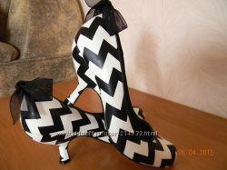 Стильные туфли Irregular Cloice