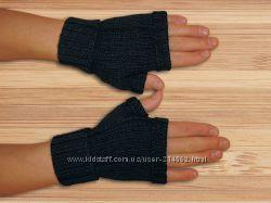 Митенки - перчатки мужские