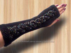Митенки-перчатки Элегантность и шик