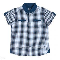 тениска Смик рубашка с коротким рукавом размер 170