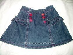 Юбки H&M для девочки 2-3 года