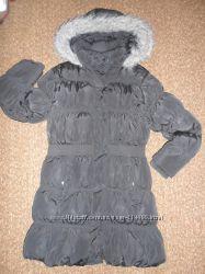 Зимове пальтішко NEXT 11-12р