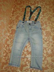 Бомбезные джинсы Next