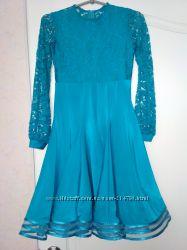 Продам танцевальное платье бейсик