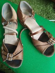 Туфли для танцев 22 см