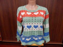 Стильный молодежный свитерок р-р 46-48