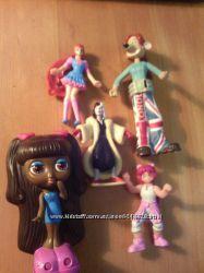 Маленькие куколки, пупсы, для домиков