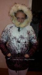 Куртка курточка пуховик зима Mopai
