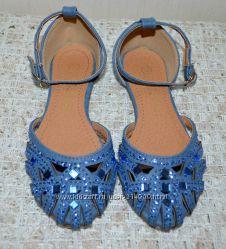 фирменные туфельки для модниц