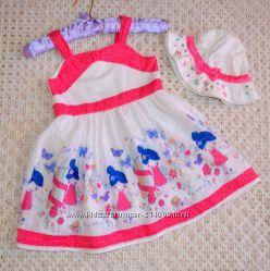 фирменное платье George