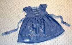 фирменное платье I Love Next