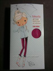 детские колготки Faberlic качество супер