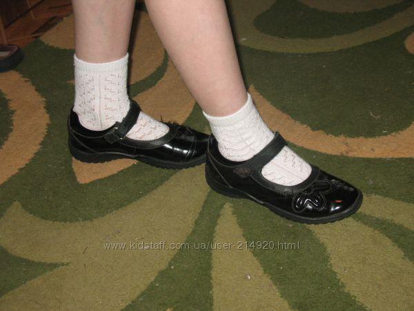 Туфли geox 30 размер на девочку