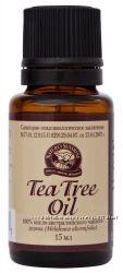 100 масло чайного дерева