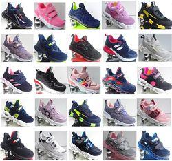 Лучшие модели детских кроссовок 21-37 размер сезона 2020