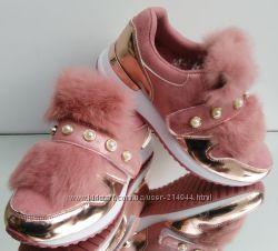 Супермодные кроссовки для девочек 32р-36р