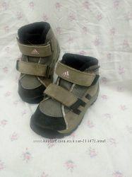 Adidas ботинки теплая зима холодная осень