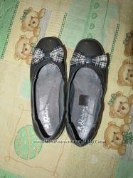 Туфли для девочки фирмы Naturino