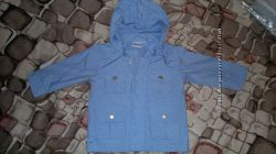 Детская весенняя куртка на мальчика