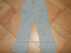 Модные брюки, штаны вельвет  Глория Джинс