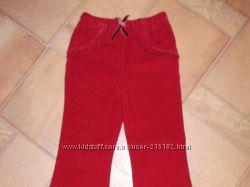 Штаны, брюки вельветовые новые фирма Gloria Jeans