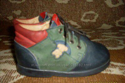 ботиночки деми Clarks р. 21