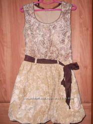 платье, сарафан Турция микровельвет новое