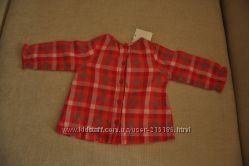 Новая блузочка DPAM для девочки с этикеткой