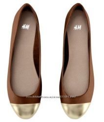 Балетки H&M   40, 41 размера  в наличии
