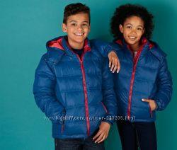 Термокуртка, пуховики для мальчика ТМ ТСМ Германия  уже в наличии