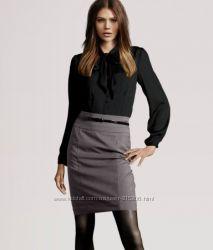 Юбка в деловом стиле  H&M