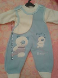 флисовый костюмчик для малыша