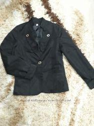 Школьный пиджак размер 140