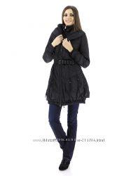 Теплое фирменное пальто  Оxmo Дания синтепон