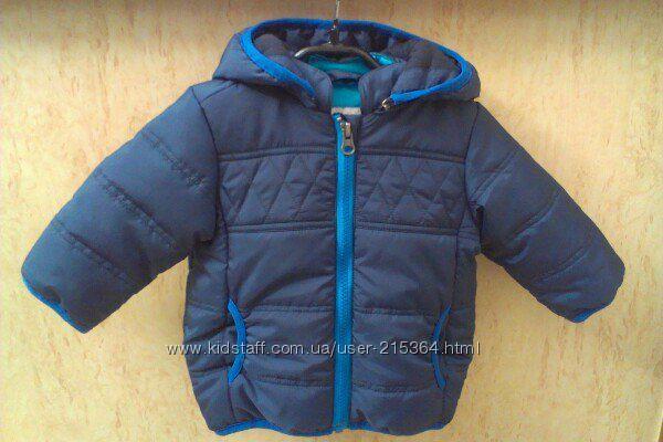 Фирменная деми курточка s. Oliver