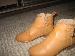 ботиночки ZARA
