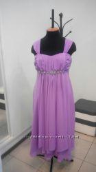 Вечернее платье батал