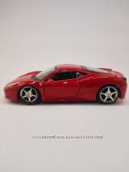 Maisto Ferrari 458 Italia 124