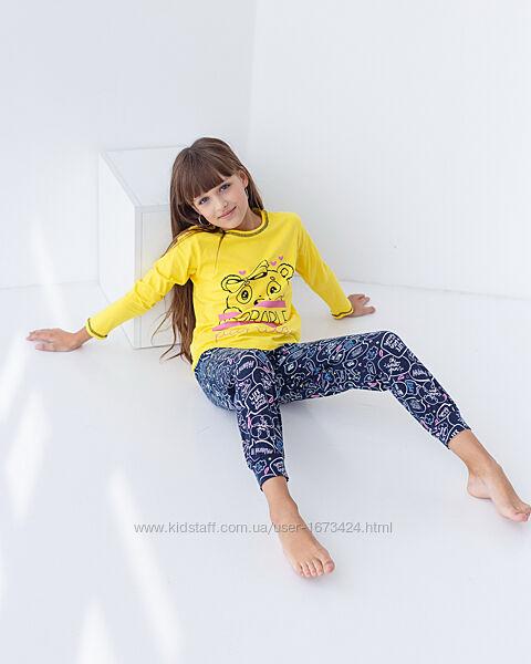 Детские и подростковые пижамы Турция