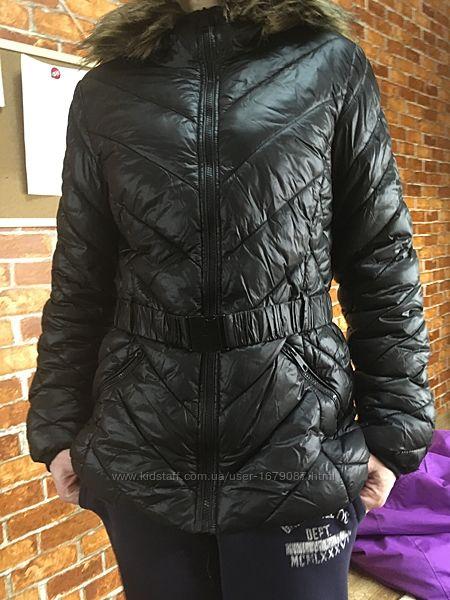 Демисезонная весенняя куртка курточка демісезонна осіння куртка H&M