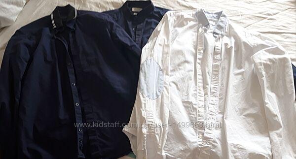 Фирменные рубашки ZARA MAN оригинальные в отличном  состоянии