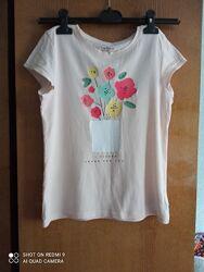 Летняя футболка 8-10 лет.