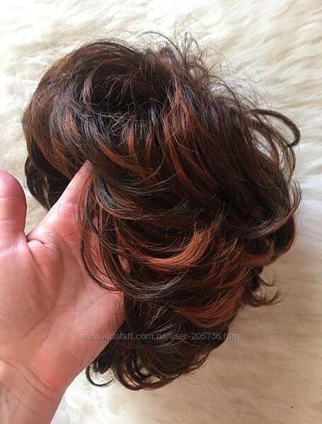 Парик, волосы, мелировка